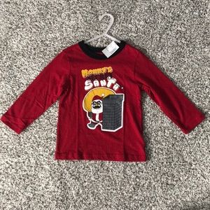 NWT Long-Sleeve Mommy's Secret Santa Shirt